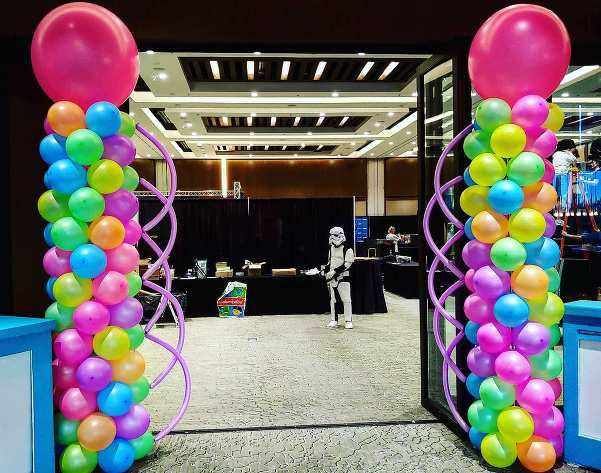 & ORGANIC DECOR | The Balloon People